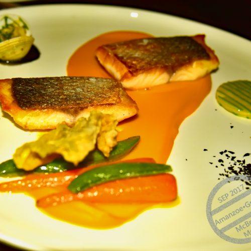 【希臘 伯羅奔尼撒半島】《Amanzoe》 主餐廳-地中海料理