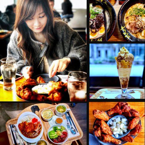【外食】日韓專營店之《別天神 | Betsu Ten Jin》拉麵、《Bonchon》炸雞、《Nana's Green Tea》日式甜點