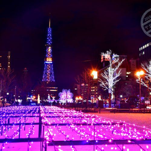 【北海道 札幌】聖誕限定《札幌白色燈樹節》&《札幌慕尼黑聖誕節集市》