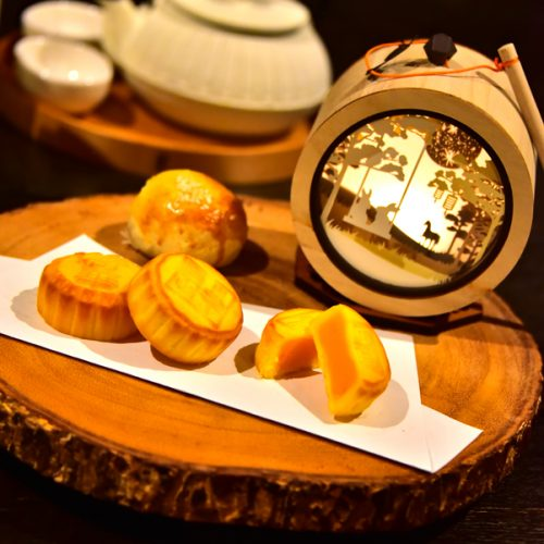 【2019 中秋節】『半島酒店』vs 『奇華餅家』奶黃月餅