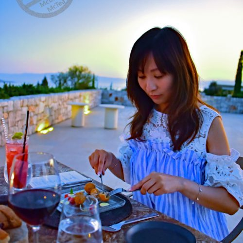 【希臘 伯羅奔尼撒半島】《Amanzoe》 Olive Grove Private Dinner | 橄欖樹林私人晚餐