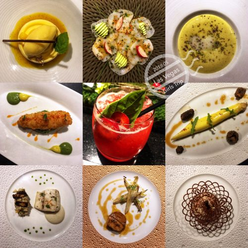 【拉斯維加斯】法國名廚餐廳《L'atelier De Joël Robuchon》