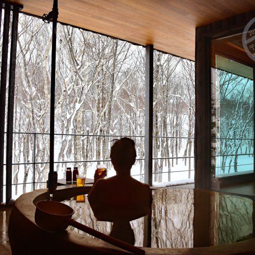 【北海道 ニセコ】新雪谷溫泉《坐忘林 | Zaborin》- 房間篇之『初雪』