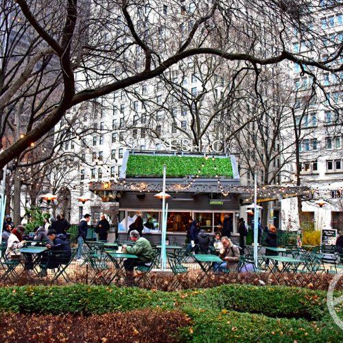 【美國紐約】漢堡包連鎖店《Shake Shack》