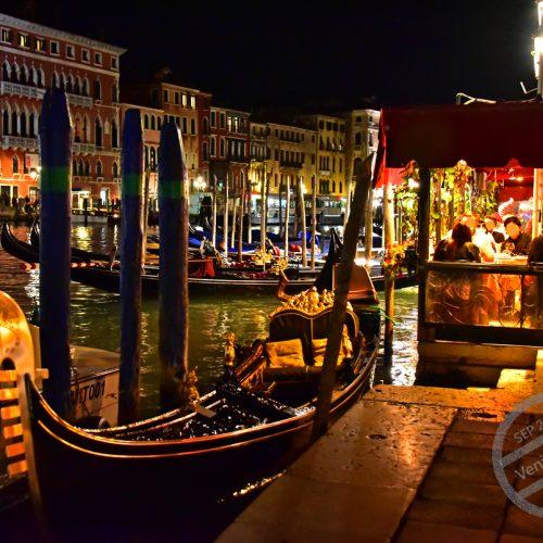 【意大利 威尼斯】 運河邊晚餐《Caffe ristorante canal grande》