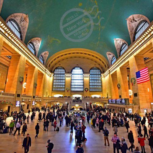 【美國紐約】旅遊景點之一《紐約公共圖書館 | New York Public Library》& 《中央車站 | Grand Central Terminal》