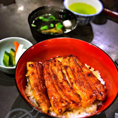 【冬日 東京】鰻魚飯專門店《手の字 うなぎ》