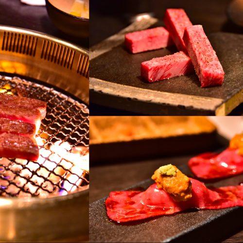 【冬日 東京】A5和牛《焼肉うしごろ| USHIgoro》