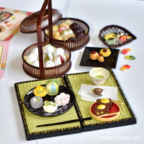【Re-Ment】- 和*SWEETS(和菓子甜點)