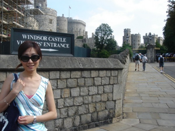 第一站:Windsor Castle