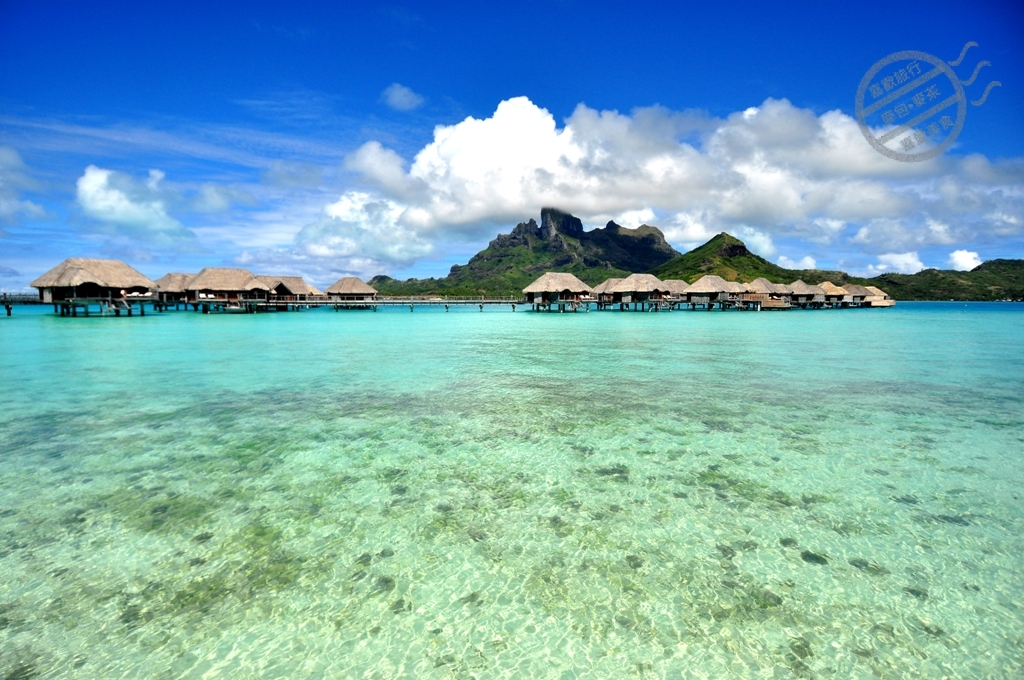 大溪地 - Four Seasons Resort Bora Bora