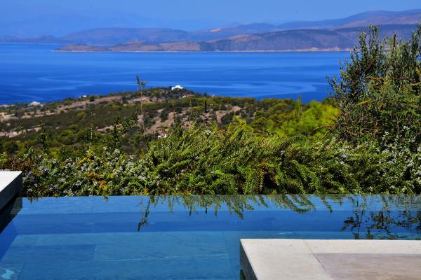 面對愛琴海