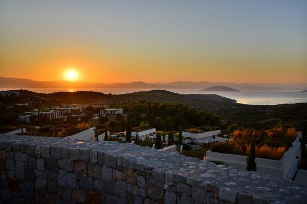 這裡的日落才是希臘再美的!