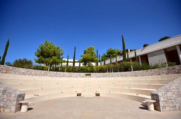 仿古希臘小型劇場