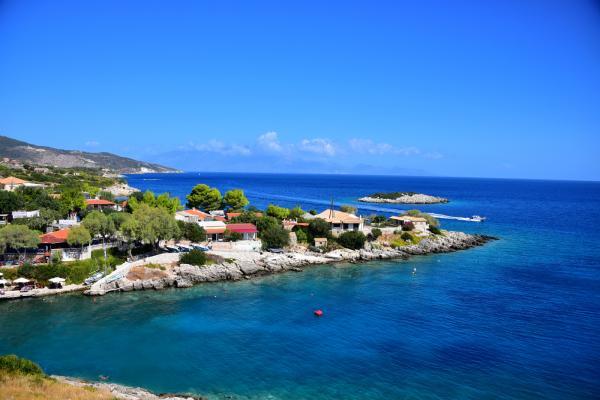 《扎金索斯島》本身就是一個美麗的小島
