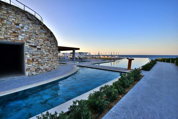 入住《Lesante Blu Exclusive Beach Resort》