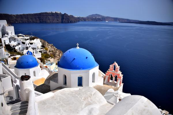 希臘海島夢幻之旅