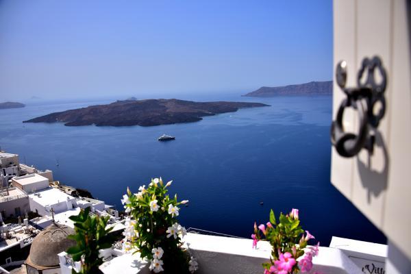很有愛琴海的風情