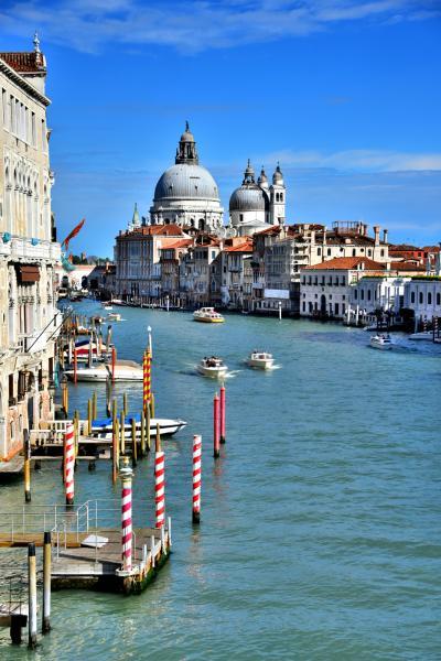 《Ponte dell' Accademia/學院橋》上風景