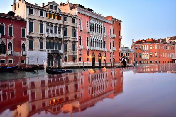 這就是典型威尼斯吧?