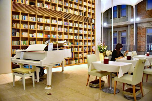 前身是圖書館的『北菓楼札幌本館』