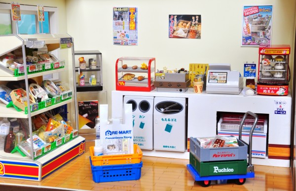 Re-ment – コンビニ (Convenience Store)